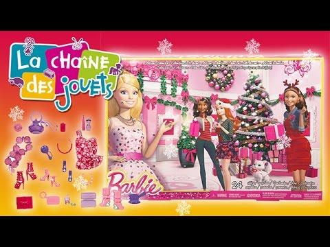 Calendrier Avent Barbie.Barbie Calendrier De L Avent 2014