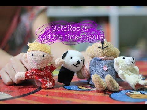 Goldilocks and the three bears by NNTP
