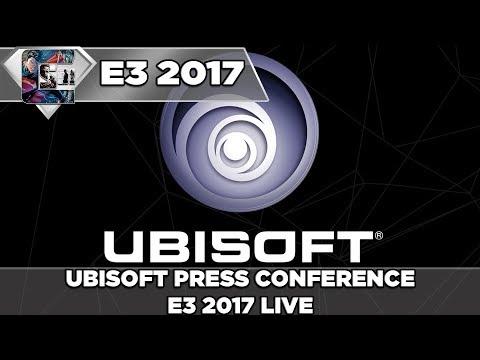 Ubisoft Press Conference - E3 2017