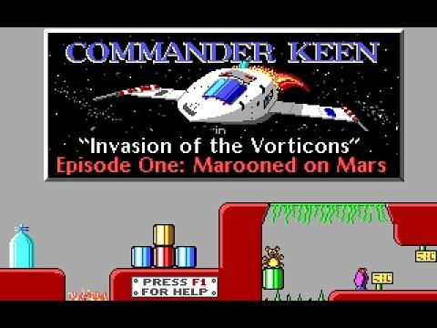 Commander Keen 1+ 4
