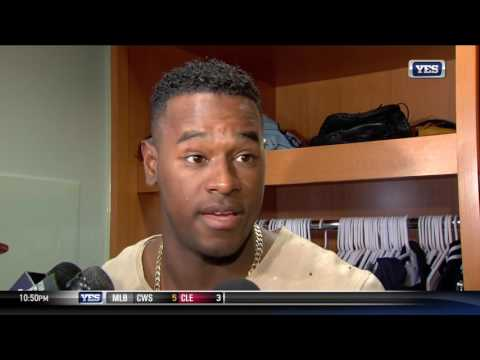 Luis Severino on his stellar pitching performance over the Orioles