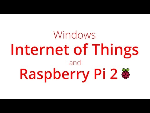 Learn how to create a Windows Universal App with IoT & Raspberry Pi | Chris Briggs