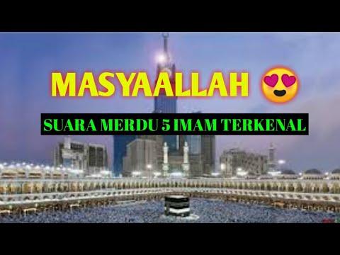 تلاوة-القرآن-من-5-أمم//murottal-al-qur'an-yang-merdu-dari-5-imam-besar