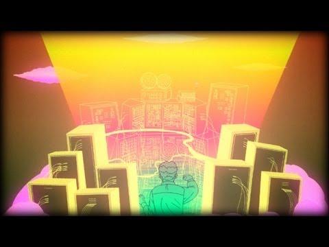Moog Sub Phatty | Flying Lotus | New Machine For Living