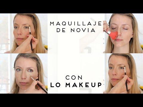 TUTORIAL: Maquillaje de NOVIA • Colaboración con LO Makeup!