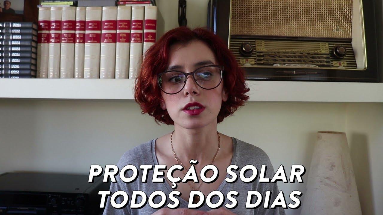 Proteção solar diária, porquê?| Fator de proteção, quantidade, etc.