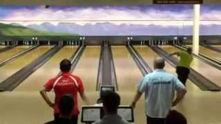 Perfect 5 Pin Game Iain MacRitchie, Willowbrook Lanes