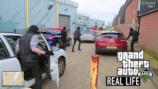 GTA 5 Real Life Online - Pt 3 Heist