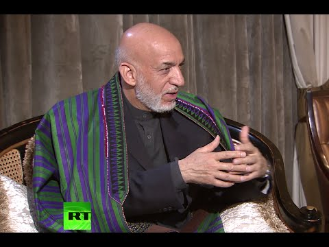 US must explain Afghan anti-terror failure - ex-president Karzai to RT