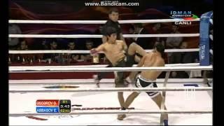 Elvin Abbasov vs Esger Esgerov MMA