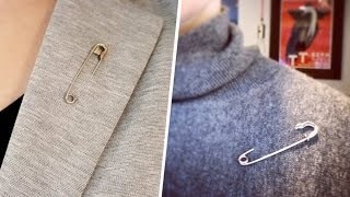 Why People Are Wearing Safety Pins Now