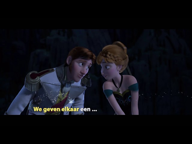 Frozen Sing-A-Long | Liefde geeft ons ruim baan | Disney Dutch (NL) Official Clip HD