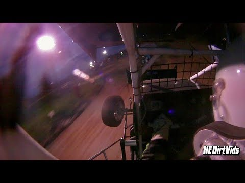 Chris Donnelly In-Car | Empire Super Sprints at Le RPM Speedway 8 26 2017