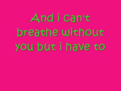 Breathe- Taylor Swift [[with lyrics]]