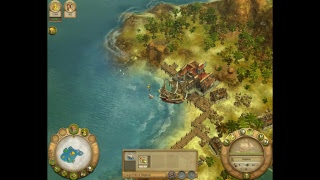 Anno 1701 AD mission 4 (by tutorial games)