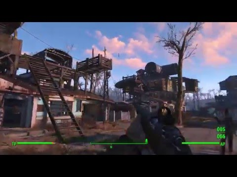 how to build settlements in fallout 4