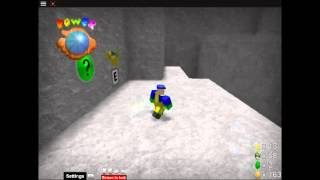 Super ROBLOX 64 Adventure - Tutorial Level (RAW)