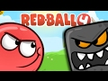 Red Ball 4 Level 1 - 9 Gameplay - The Bouncing Ball