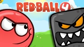 Red Ball 4 Level 1 - 9 Gameplay - The Bouncing Ball screenshot 4