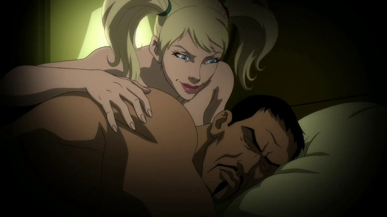 Harley Quinn And Deadshot Sex