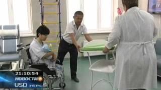 КТК: Женщина без обеих ног родила