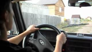 Уроки вождения :)