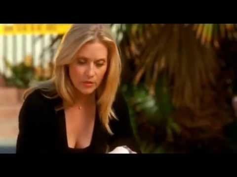 CSI Miami Emily Procter Calleigh Duquesne cleavage G