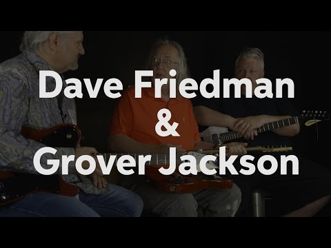 Dave Friedman and Grover Jackson Interview at Sweetwater GearFest 2016