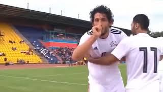 مصر و سوزيلاند -  2 0 ملخص اهداف المباراه - هدف رائع لحجازى