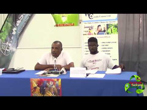 Colihaut Reunion 2017 || Press Conference || Agrosuede ✔