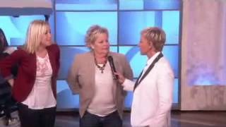 A Big Surprise for a Justin Timberlake Fan on Ellen Show