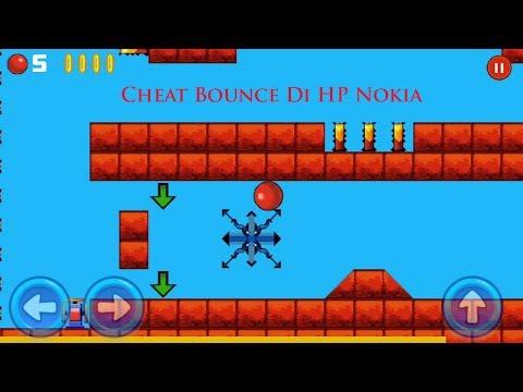Cheat Bounce HP Nokia