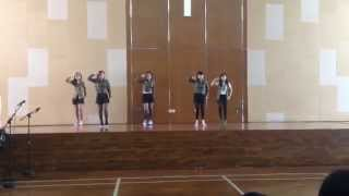 Gambar cover Run The World by Beyonce and MTBD by CL (Dance Exam)