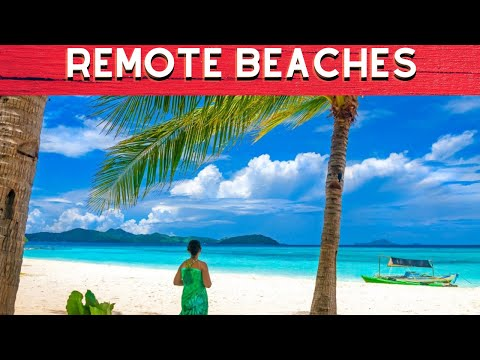 5 Amazing Remote Beaches In The Philippines