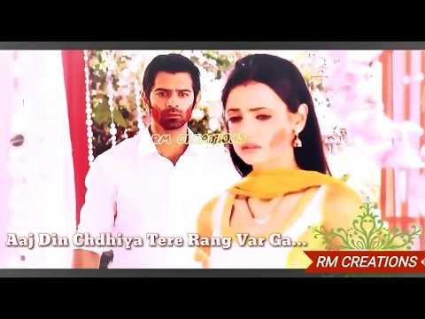 Arnav And Khushi VM    Aaj Din Chadheya   