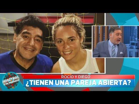 Nosotros a la mañana - Programa 11/12/18 - Rocío echó a Diego Maradona de su casa