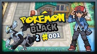 Pokemon Black 2 Episode 1: Its Back Its Alive Its...