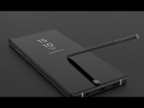 [News] มาเรื่อยๆ!! Samsung Galaxy Note 9 จะมาพร้อม 5 สีสันสวยงามให้เลือก แถมเพิ่มแบตเปน 4,000 mAh - วันที่ 24 Jun 2018