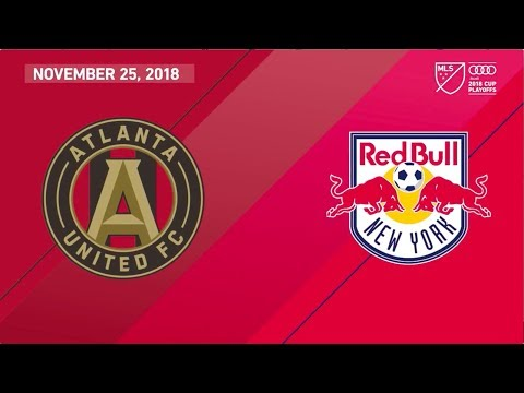 HIGHLIGHTS: Atlanta United vs New York Red Bulls | November 25, 2018