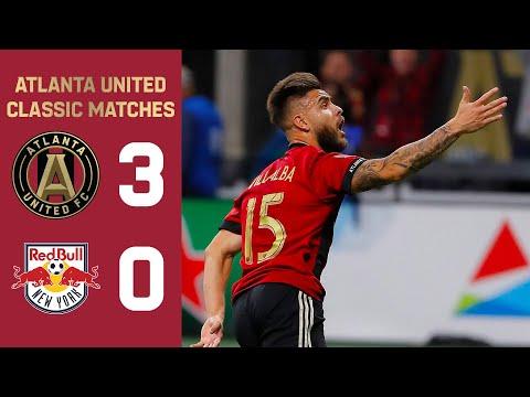 HIGHLIGHTS: Atlanta United vs New York Red Bulls | November 25, 2018