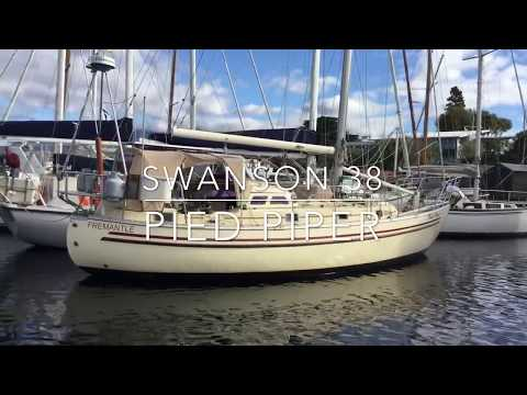 Swanson 38 Pied Piper For Sale