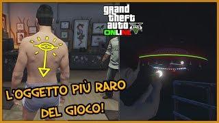 L'OGGETTO PIÙ RARO & SEGRETO DI GTA 5 ONLINE CHE QUASI NESSUNO POSSIEDE! (UFO & Alieni Easter Eggs)