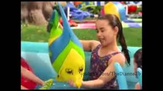 I got my baby cousin a dvd of barney and watched it with her. saw demi & selena so decided to upload this video for those who haven't yet. t...