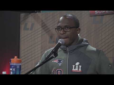 Wide Receiver Matthew Slater of The Patriots