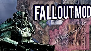 FALLOUT IN HEARTS OF IRON 4 HOI4 MOD