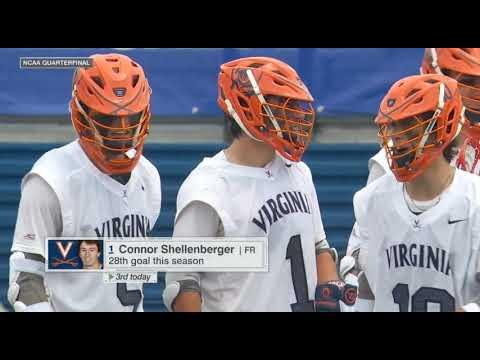 NCAA Quarterfinals: #5 Georgetown v #4 Virginia - 5.22.21 Full College Lacrosse Highlights |