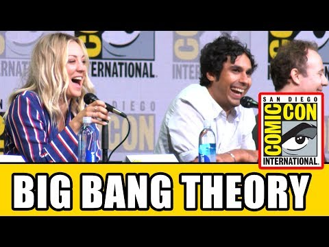 THE BIG BANG THEORY Comic Con 2017 Panel - Season 11, News &