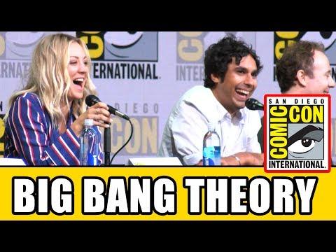 THE BIG BANG THEORY Comic Con 2017 Panel - Season 11, News & Highlights