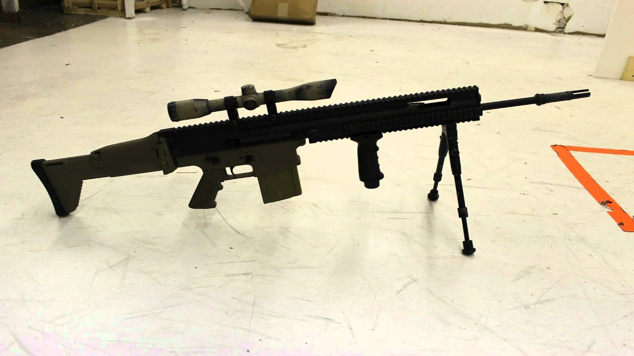 FN SCAR Series Semiautomatic Tactical Rifles  Cabelas