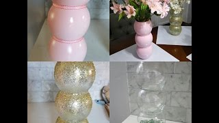 Dollar Tree Centerpiece for bridal, baby shower or birthday event